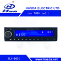 Fashion One Din waterproof marine radio player with DAB big power for suanna room