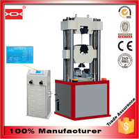 Four Column Hydraulic Tensile Tester with LCD Digital Display