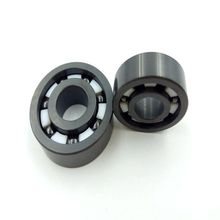High Quality Factory supply full ceramic deep groove ball bearing 6201
