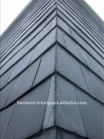 BLACK ARDOA ROOF TILE