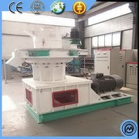 Economic hot sell ring die feed minimum price pigeon bamboo fully automatic wood pellet mill