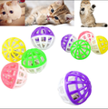 cat pet plastic ball toy