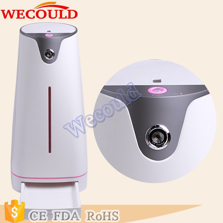 2016 Hot WECOULD Manufacture Battery-powered Automatic Pet Feeder For Dog/Cat
