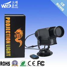 excellent quality 10W waterproof rotatable image projector, LED gobo light