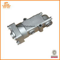 2 Position 3 Way Normally Open AND Closed Gas Control Valve For Oilfield Drilling Rig Parts