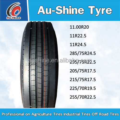 New Radial Truck Size 11r 22.5 11r 24.5 truck tires for sale in USA/Mexico with