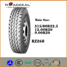 WHOLESALE NEW CHINA 315/80R22.5 RADIAL TRUCK TYRE WITH FACTORY CHEAP PRICE