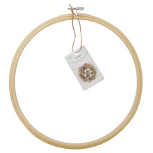 EH16100010 high quality wooden embroidery hoop