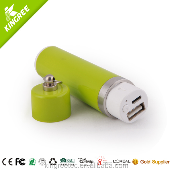 top sale mini pen design power bank /new product/ battery charger