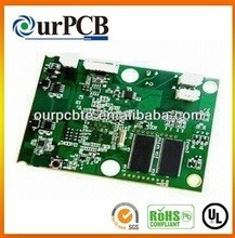 Popular thermally conductive led pcb board price , led street light pcb