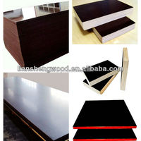 China Supplier Provide Film Faced Plywood