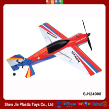 2.4G 4CH RC model 6-axis airplane with LCD controller