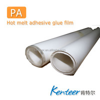 kenteer Hot Sales PA Hot Melt Adhesive Film For Woven label adhesive