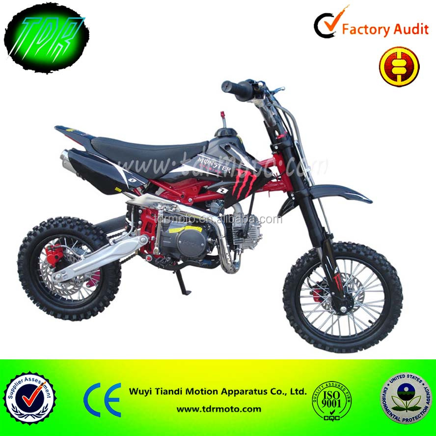 cheap 125 dirt bikes/pit bike/motocross