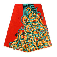 100 cotton fabric prices,wholesale red african wax prints fabric 6 yards hollandis super wax