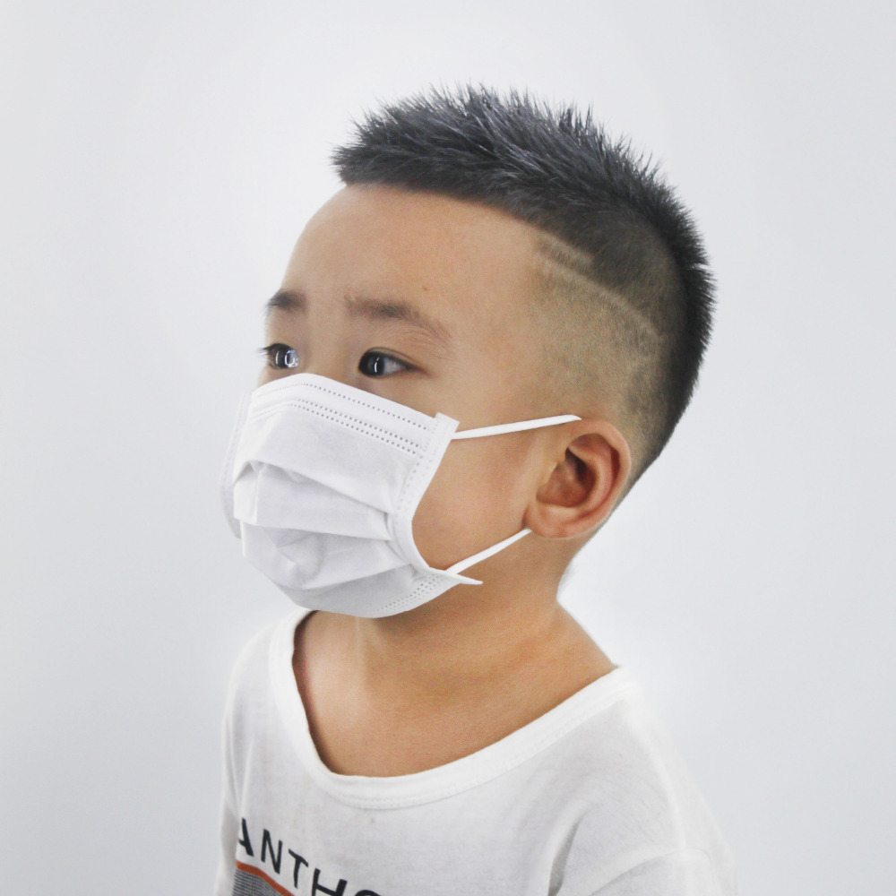 Disposable non-woven face mask, children disposable face mask