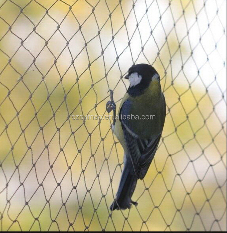 Low price new coming rubber bird netting
