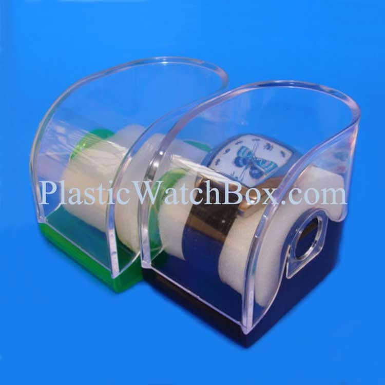 Clear Plastic Watch Box for Smart Watch Packaging
