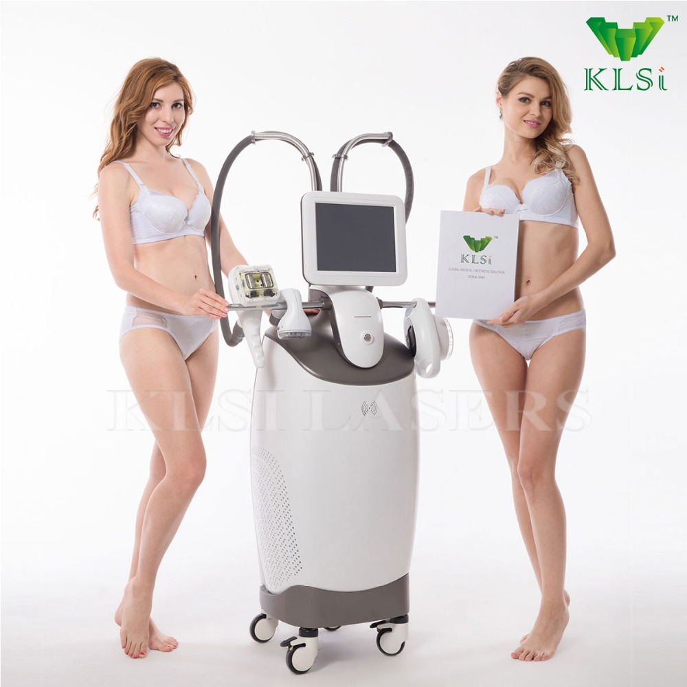 KLSi 2015 Best effective RF shaping body slimming fat melting ultrasonic cavitation vacuum slimming machine