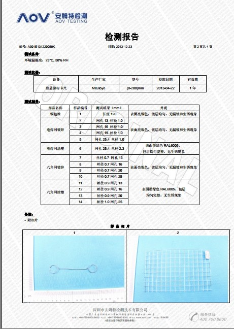 Kinds of wire mesh from Hebei Tuohua