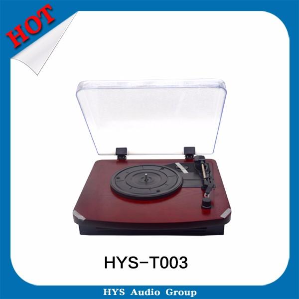 portable haut de gamme vintage en bois lp vinyle platine tourne disque autres quipements de. Black Bedroom Furniture Sets. Home Design Ideas