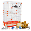 [Grace Pet]Folding Cat Cage for Sale Cheap pet cage