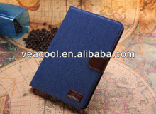 New Jeans PU Leather Case Cover for Apple iPad Mini 2 Stand Case