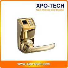 Cheap Biometric Door Lock with Code and Keys