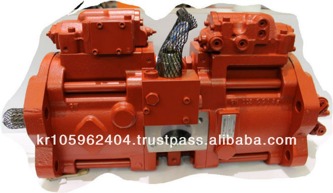 EXCAVATOR HYDRAULIC MAIN PUMP