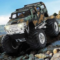 best mini electric plastic rc damping hummer car for kids EN71 with lamp