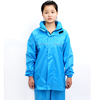 Men's simple style waterproof long rain coat/ custom logo rain suit & rain wear lightweight raincoat