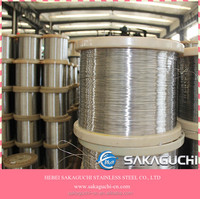 Stainless steel wire with bright surface,soft or hard,specilizing in producing ss wire(high quality cheap price)