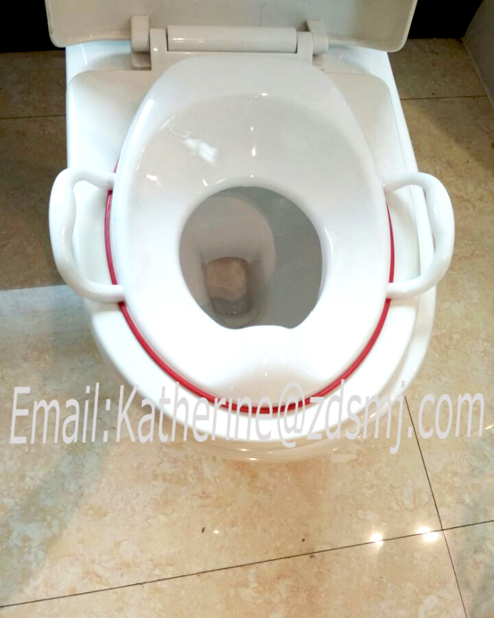 New Production factory wholesale baby toilet seat with plastic material