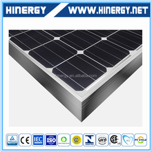 Cheap price 270w Mono-crystalline Silicon Solar Panel 60 Cells