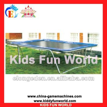 Popular Outdoor sport equipment Rectangle Trampoline (KFW-OS5003)