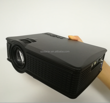 SD50plus LED Beam support 1080P HD Video Cinema 1500 Lumens Pico Home projector