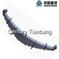 China Original Truck Spare Parts For Truck Suspension Series WG9731520011 Front Spring C Left