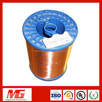 china excellent round 0.05 enameled copper wire
