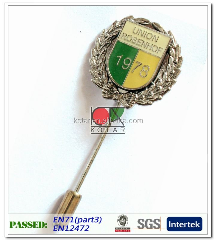 custom high quality stick pin for men