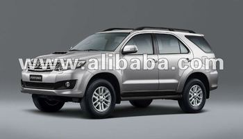 New cars TOYOTA FORTUNER 3.0L DIESEL
