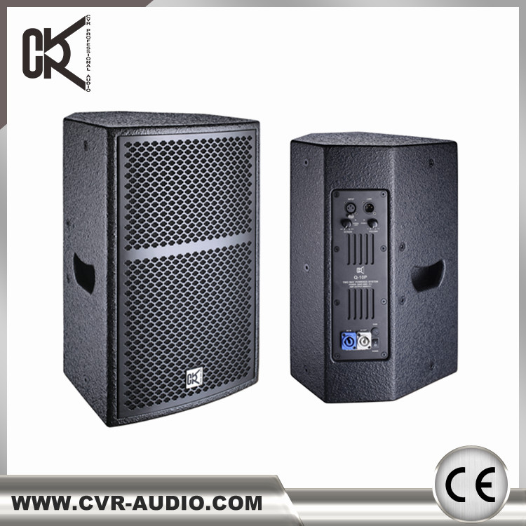 active loudspeaker pro sonido altavoz powered speakers