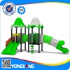 Yonglang bright color amusement park suppliers kindergarten playground equipment kids outdoor playground