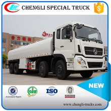 Dongfeng 8x4 8x8 30m3 LHD RHD Heavy Duty Water Delivery Vehicle Water Tanker Truck