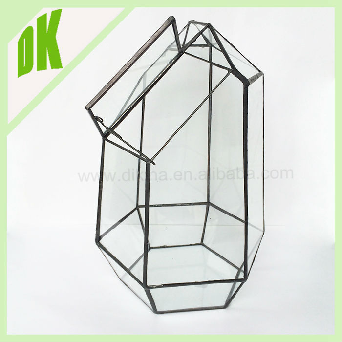 decoracion vintage Table Light Bar Restaurant Lantern Outdoor Wedding geometric glass eiffel tower candle holder