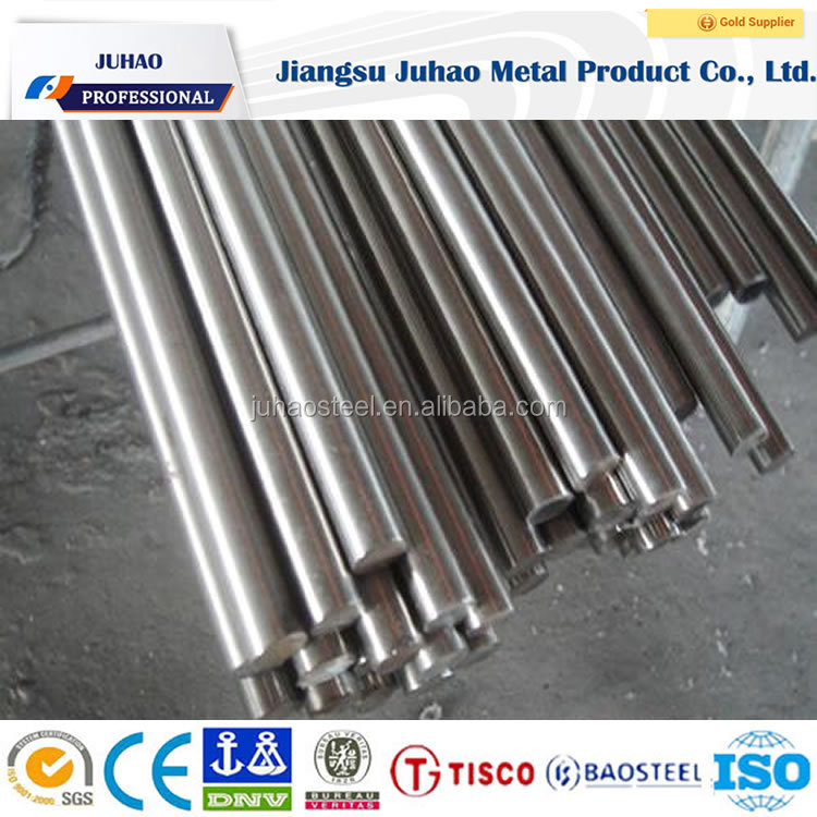 good quality stainles seel bright 316L round bar,top quality astm 316L a276 410 stainless steel round bar