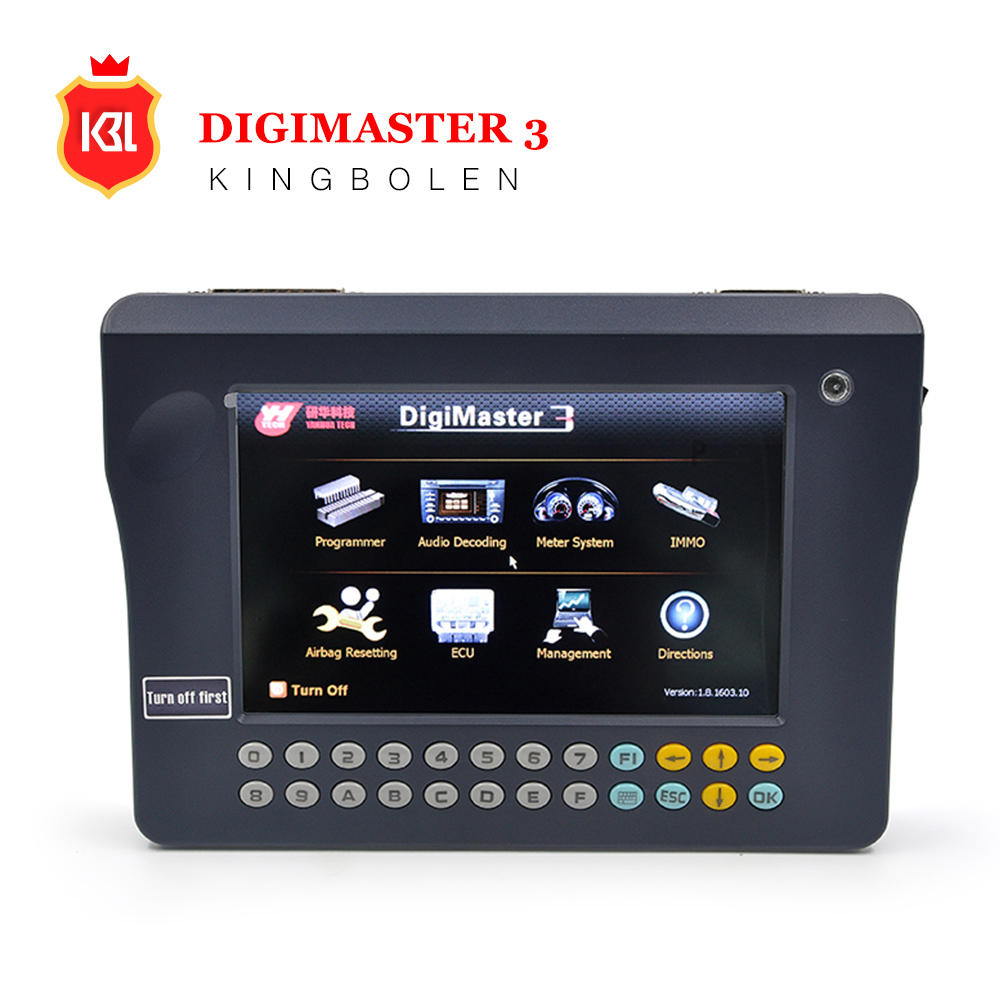 2017 100% Original Digimaster3 Full Set Unlock Odometer Correction Update Online Digimaster 3 No Token limited