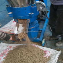 Direct manufacturer feed granule making machine/particle fodder bulking machine/ wheat bran pellet