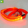 New hot-sale flashing led pet leashes