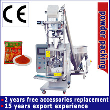 Full Automatic Chilli Powder Filling Packing Machine Price
