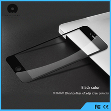 2016 New Arrival !! UltraThin 0.20mm Hardness Tempered Glass LCD Screen protector for iphone 7 / 7 / 7 plus